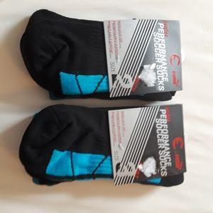 Puma High Performance Soccer Socks size 2 and 3
